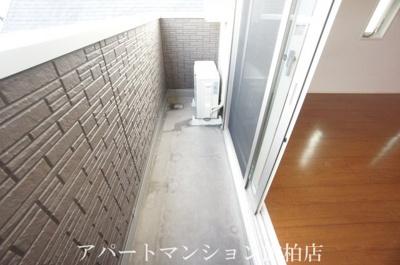 【バルコニー】リースフォート