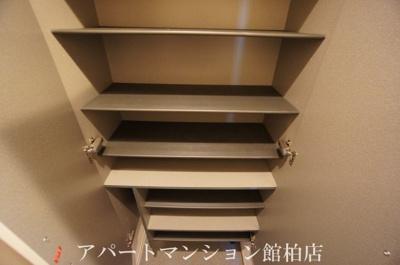 【収納】リースフォート