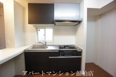 【キッチン】リースフォート