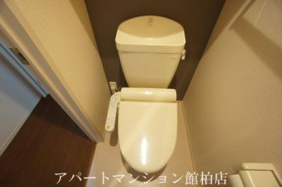 【トイレ】リースフォート
