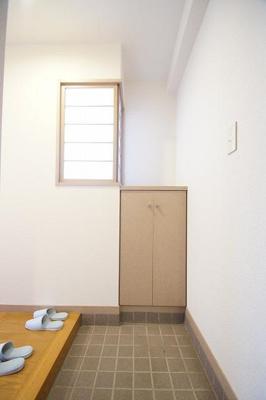 【玄関】アミューゼ博多