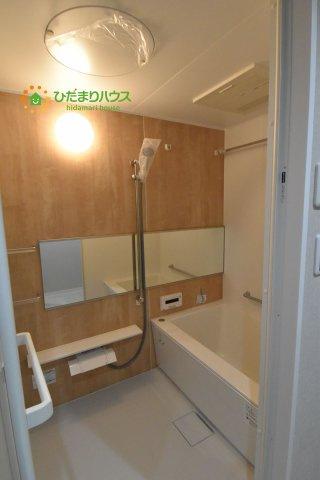 【浴室】西区指扇 中古マンション オーベル大宮指扇