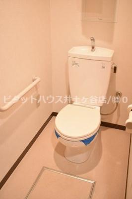 【トイレ】ポートヴィラAK