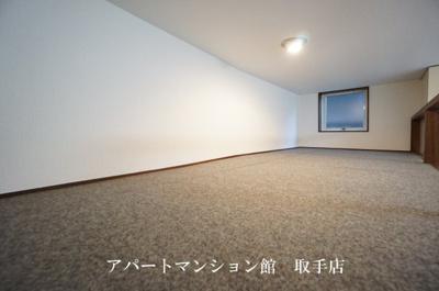 【寝室】コーポ取手