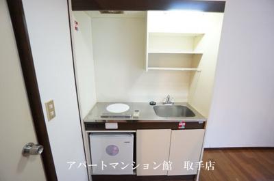 【キッチン】コーポ取手