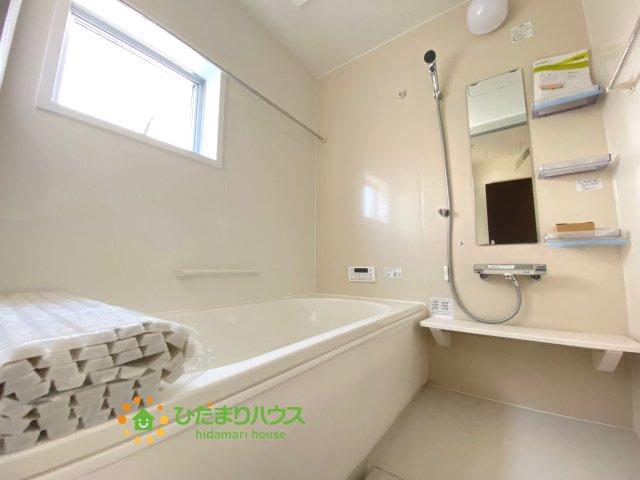 【浴室】古河市静町 第2 新築一戸建て 01 リーブルガーデン