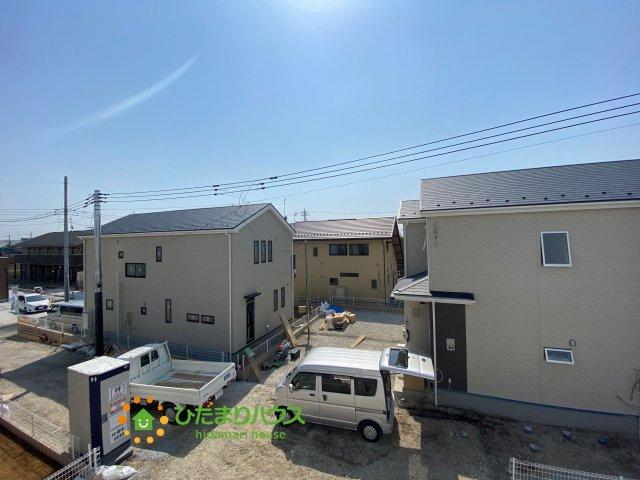 【展望】古河市静町 第2 新築一戸建て 01 リーブルガーデン