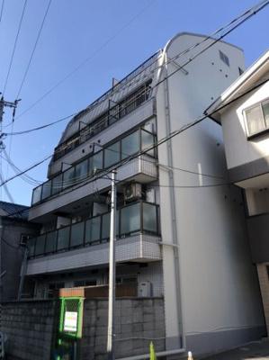 【外観】池田駅徒歩5分の一棟収益マンション!