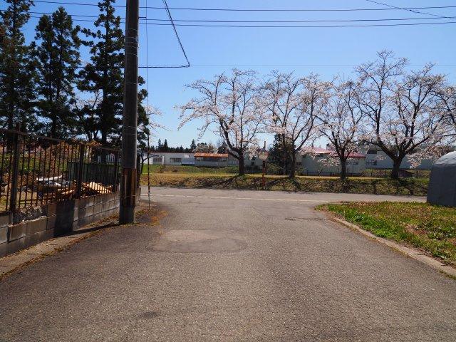 横手市安本 住宅用地 78坪 横手北小学校区の土地