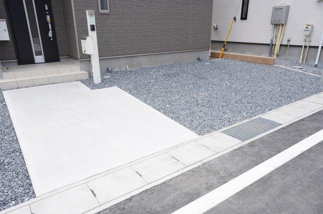 1台駐車可能!