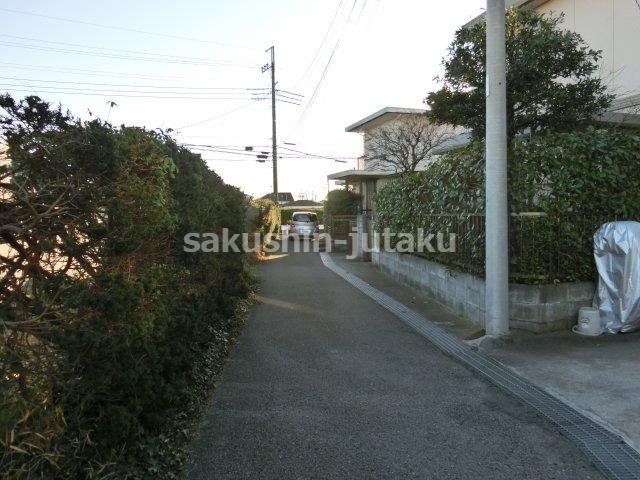 萱田町 売地 約79坪 上下水道 第一種低層住居専用地域 建ぺい率60%容積率150%