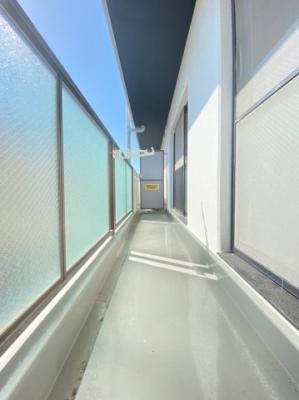 【バルコニー】サンコート垂水