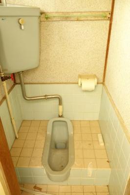 【トイレ】伏見区淀美豆町 中古戸建