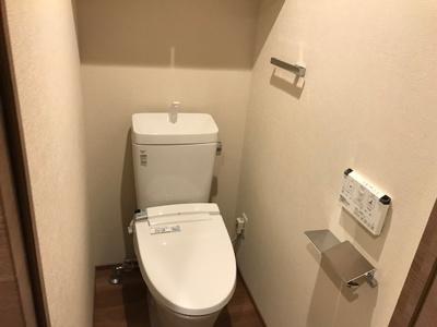 【トイレ】リーラ蔵前