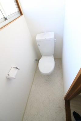 【トイレ】二葉町9丁目 貸家
