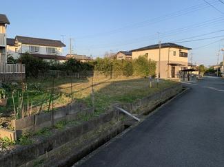 【外観】東鴨55坪土地