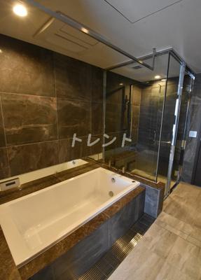 【浴室】ザコノエ三田綱町