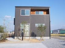 近江八幡市東横関町 3号地 新築戸建の画像