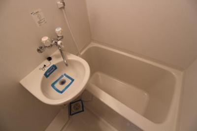 【浴室】リブレア美野島B棟