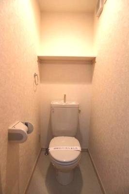 【トイレ】リブレア美野島B棟