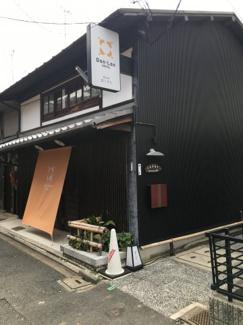 【外観】上京区十四軒町 中古戸建