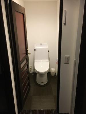 【トイレ】上京区十四軒町 中古戸建