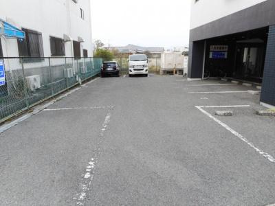 【駐車場】クレスパ御坊