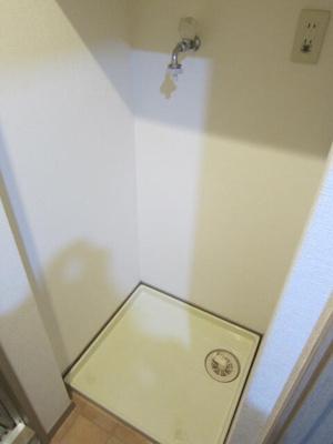 室内洗濯機置場有り