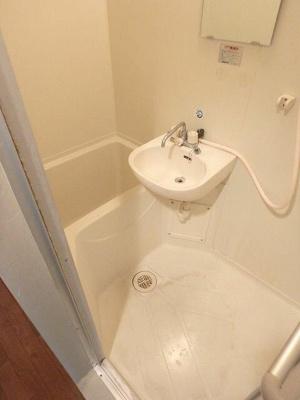 【浴室】クレセント博多