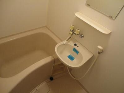 【浴室】ルノンド・プティ