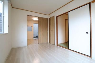 【居間・リビング】プレジール美野島