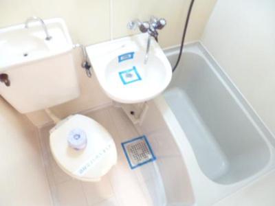 【浴室】メゾン・ド・ルソール