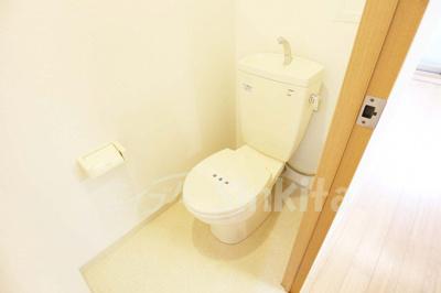 【トイレ】ミックコート東三国