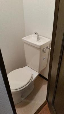 【トイレ】朝日プラザ博多Ⅳ