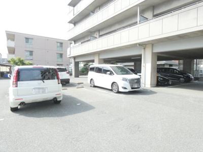 【駐車場】カルム箱崎東Ⅱ(カルムハコザキヒガシツー)