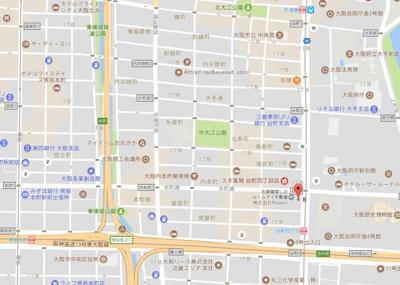 【地図】aido