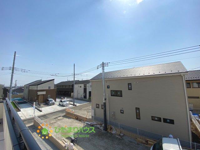 【展望】古河市静町 第2 新築一戸建て 02 リーブルガーデン