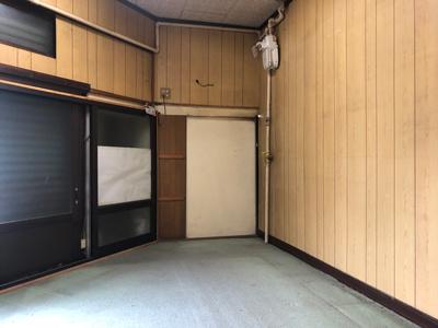 【洋室】都島区都島本通5丁目テラスハウス