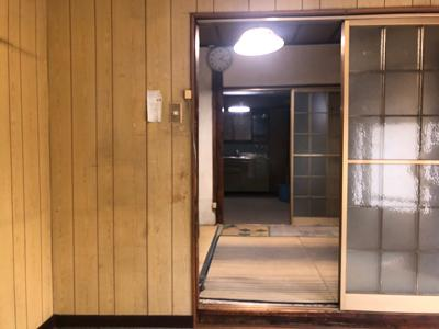 【和室】都島区都島本通5丁目テラスハウス