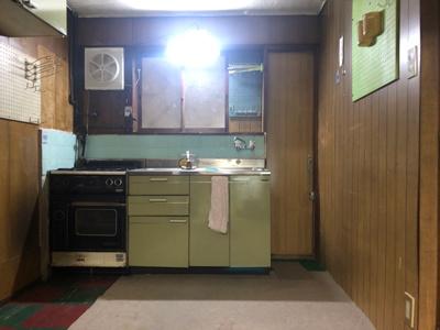 【キッチン】都島区都島本通5丁目テラスハウス