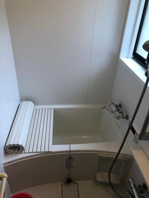 【浴室】都島区都島本通5丁目テラスハウス
