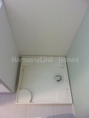 ハーモニーテラス柴又Ⅶの室内洗濯機置場☆