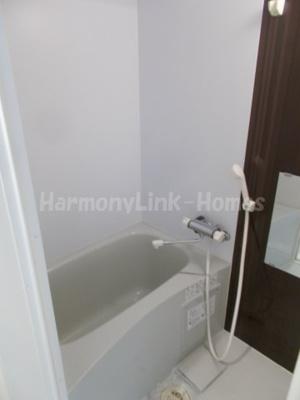 stage青井の落ち着いた空間のお風呂です
