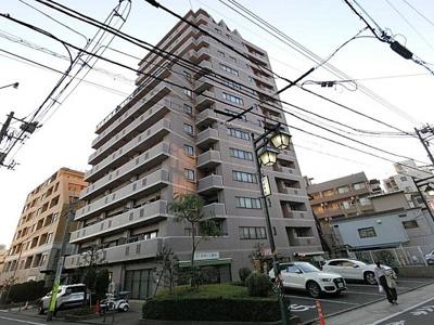 藤和シティホームズ西荻窪駅前 外観です。