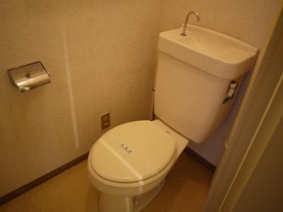 【トイレ】サンシルクⅡ