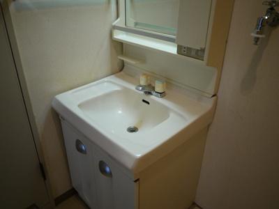 【独立洗面台】サンシルクⅡ
