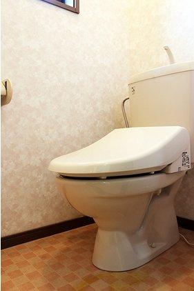 【トイレ】カントリーハイツ