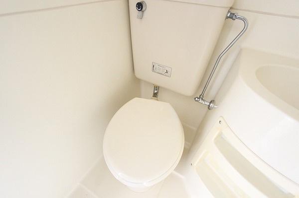 【トイレ】■シラギクハイツ