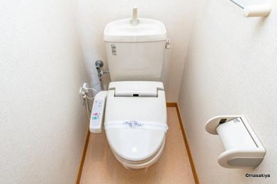 【トイレ】エスポワール A