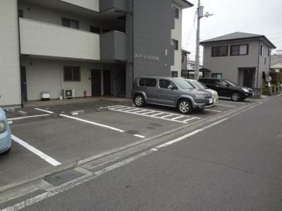【駐車場】フォブール土居田公園